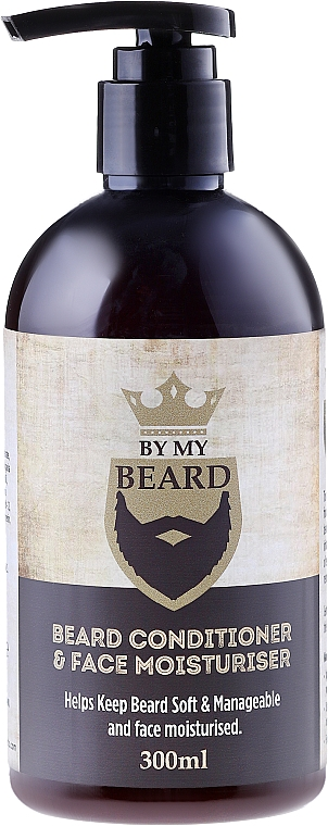 Beard Conditioner - By My Beard Beard Care Conditioner