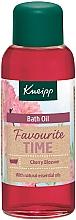 Fragrances, Perfumes, Cosmetics Favourite Time Bath Oil - Kneipp Favourite Time Cherry Blossom Bath Oil
