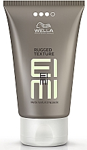 Fragrances, Perfumes, Cosmetics Matte Texture Paste - Wella Professionals EIMI Rugged Texture