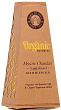 Fragrances, Perfumes, Cosmetics Mysore Chandan Sandalwood Reed Diffuser - Song of India