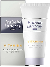 Fragrances, Perfumes, Cosmetics Face Cream - Isabelle Lancray Vitamina Fruity Creamy Gel