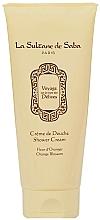 Fragrances, Perfumes, Cosmetics La Sultane de Saba Fleur d'Oranger Orange Blossom - Shower Cream