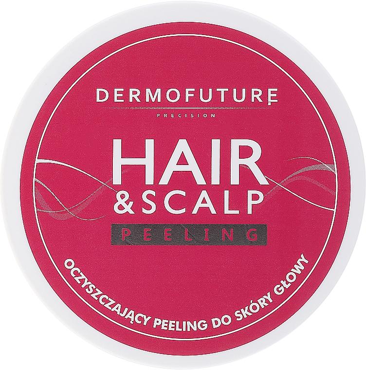 Scalp Peeling - DermoFuture Hair&Scalp Peeling