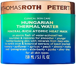 Fragrances, Perfumes, Cosmetics Anti-Aging Face Mask - Peter Thomas Roth Hungarian Thermal Water Mineral-Rich Atomic Heat Mask