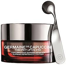 Fragrances, Perfumes, Cosmetics Eye Contour Lifting Cream - Germaine de Capuccini TimExpert Lift (In)