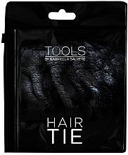 Fragrances, Perfumes, Cosmetics Hair Scrunchie Velor, black - Gabriella Salvete Hair Tie
