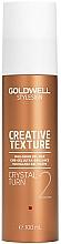 Fragrances, Perfumes, Cosmetics Crystal Shine Gel-Wax - Goldwell Style Sign Creative Texture Crystal Turn High-Shine Gel Wax