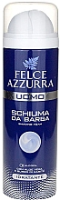"Fragrances, Perfumes, Cosmetics Shaving Foam ""Hydration"" - Felce Azzurra Men Shaving Foam"