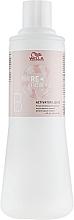 Fragrances, Perfumes, Cosmetics Gentle Color Reducer Activator Liquid - Wella Professionals ReNew Activator Liquid