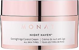 Fragrances, Perfumes, Cosmetics Anti-Aging Facial Night Cream - Monat Night Haven Overnight Age Control Cream