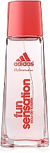 Fragrances, Perfumes, Cosmetics Adidas Fun Sensations - Eau de Toilette