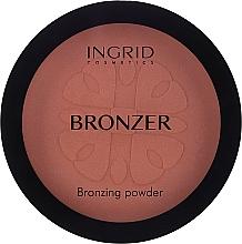 Fragrances, Perfumes, Cosmetics Bronzing Powder - Ingrid Cosmetics HD Beauty Innovation Bronzing Powder