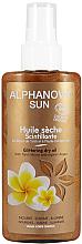 Fragrances, Perfumes, Cosmetics Sparkling Body Oil - Alphanova Sun Dry Oil Sparkling