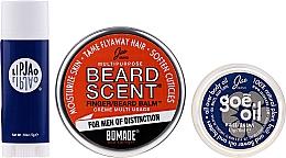 Fragrances, Perfumes, Cosmetics Set - Jao Brand Suave Salve Pak (beard/balm/18g + b/oil/6.5gr + lip/balm/5gr)