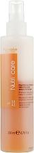 Fragrances, Perfumes, Cosmetics Bi-Phase Hair Spray - Fanola Nutri Care Bi-phase Conditioner