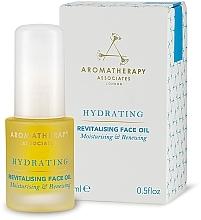 Fragrances, Perfumes, Cosmetics Moisturizing Revitalising Face Oil - Aromatherapy Associates Hydrating Revitalising Face Oil