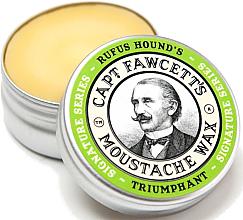 Fragrances, Perfumes, Cosmetics Mustache Wax - Captain Fawcett Triumphant Moustache Wax