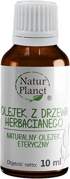 Tea Tree Oil - Natur Planet Tea Tree Oil