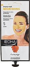 Fragrances, Perfumes, Cosmetics Face Mask - Iroha Nature Nourishing Honey Creamy Mask