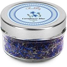 Fragrances, Perfumes, Cosmetics Cornflower Blue Flowers - Chantilly Cornflower Blue Flowers