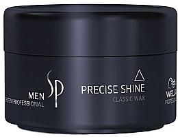 Fragrances, Perfumes, Cosmetics Hair Styling and Shine Wax - Wella SP Men Precise Shine Classic Wax