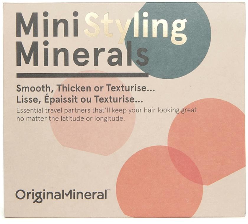 Set - Original & Mineral Mini Styling Kit (h/spray/50ml + h/spray/50ml + h/spray/50ml) — photo N5