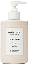 Fragrances, Perfumes, Cosmetics Hand Soap - Estelle & Thild Vanilla Tangerine Hand Soap