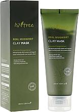 Fragrances, Perfumes, Cosmetics Mugwort Care Clay Mask - Isntree Real Mugwort Clay Mask