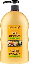 "Fragrances, Perfumes, Cosmetics Blonde & Dry Hair Shampoo ""Chamomile & Avocado"" - Sera Cosmetics Naturaphy Hair Shampoo"