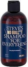 Fragrances, Perfumes, Cosmetics Men Shampoo - Steve?s No Bull***t Shampoo for Everything