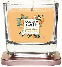 Fragrances, Perfumes, Cosmetics Scented Candle - Yankee Candle Elevation Kumquat & Orange