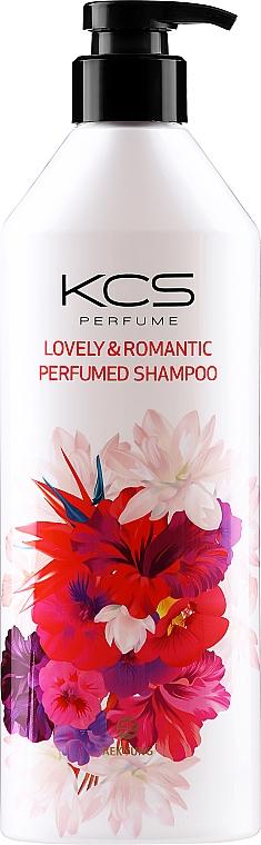 Perfumed Shampoo for Damaged Hair - KCS Lovely & Romantic Perfumed Shampoo