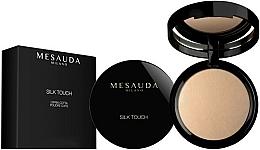 Fragrances, Perfumes, Cosmetics Face Baked Powder - Mesauda Milano Silk Touch Powder