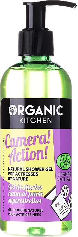 Organic Shower Gel - Organic Shop Organic Kitchen