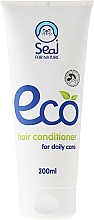 Fragrances, Perfumes, Cosmetics Hair Conditioner for All Hair Types - Seal Cosmetics ECO Conditioner