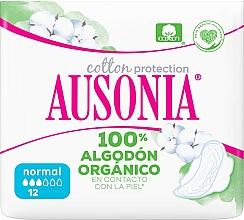 Fragrances, Perfumes, Cosmetics Pantiliners, 12 pcs - Ausonia Cotton Protection