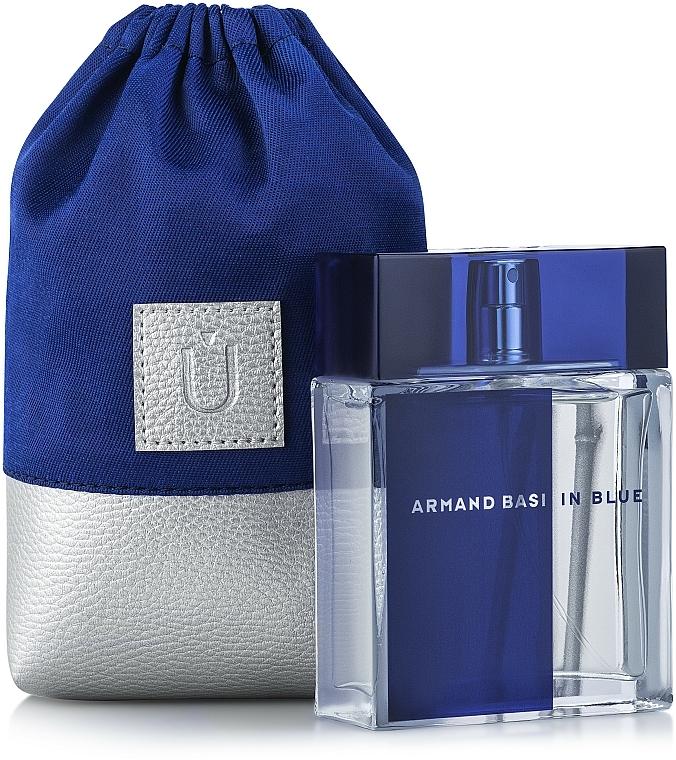 "Gift Perfume Pouch, dark blue ""Perfume Dress"" - MakeUp"