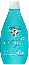Fragrances, Perfumes, Cosmetics Beauty Therapy Sea Mineral Shower Gel - Le Petit Marseillais Sea Minerals Shower Gel
