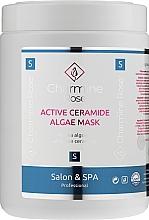 Fragrances, Perfumes, Cosmetics Alginate Face Mask with Ceramides - Charmine Rose Active Ceramide Algae Mask