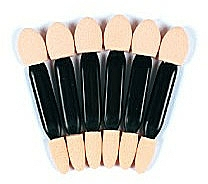 Fragrances, Perfumes, Cosmetics Eyeshadow Applicator Set, 6 pcs. 35159 - Top Choice