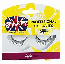 Fragrances, Perfumes, Cosmetics False Lashes, synthetic - Ronney Professional Eyelashes RL00016