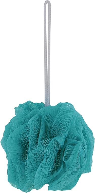 Bath Sponge, 499791, turquoise - Inter-Vion — photo N1