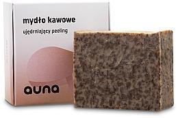 Fragrances, Perfumes, Cosmetics Coffee Peeling Soap - Auna Coffee Soap