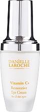 Fragrances, Perfumes, Cosmetics Vitamin C Restorative Eye Cream - Danielle Laroche Cosmetics Vitamin C+ Restorative Eye Cream