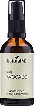 Fragrances, Perfumes, Cosmetics Cold Pressed Avocado Oil - NaturalME (with dispenser)
