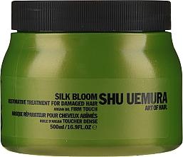 Fragrances, Perfumes, Cosmetics Repair Damaged Hair Mask - Shu Uemura Art Of Hair Silk Bloom Restorative Treatment