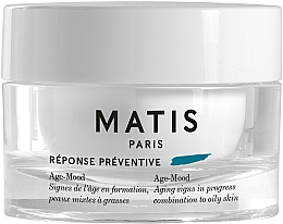 Fragrances, Perfumes, Cosmetics Anti-Aging Cream for Combination and Oily Skin - Matis Reponse Preventive Age-Mood