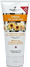 Fragrances, Perfumes, Cosmetics Arnica Facial Gel for Dilated Capillaries, Bruises and Puffines - Floslek Arnica Gel For Dilated Capillaries, Bruises And Puffines