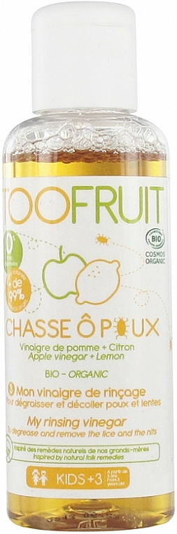 Lice Hunt Vinegar - Toofruit Lice Hunt Vinegar