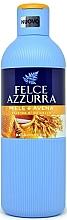 Fragrances, Perfumes, Cosmetics Shower Gel - Felce Azzurra Honey and Oats Body Wash
